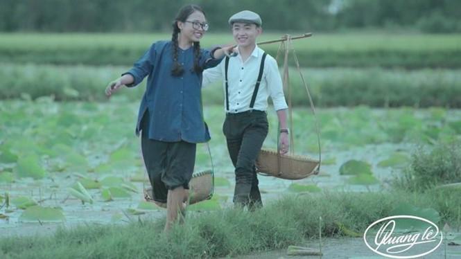 Quang Le: 'Phuong My Chi co yeu cung la chuyen binh thuong' hinh anh 1
