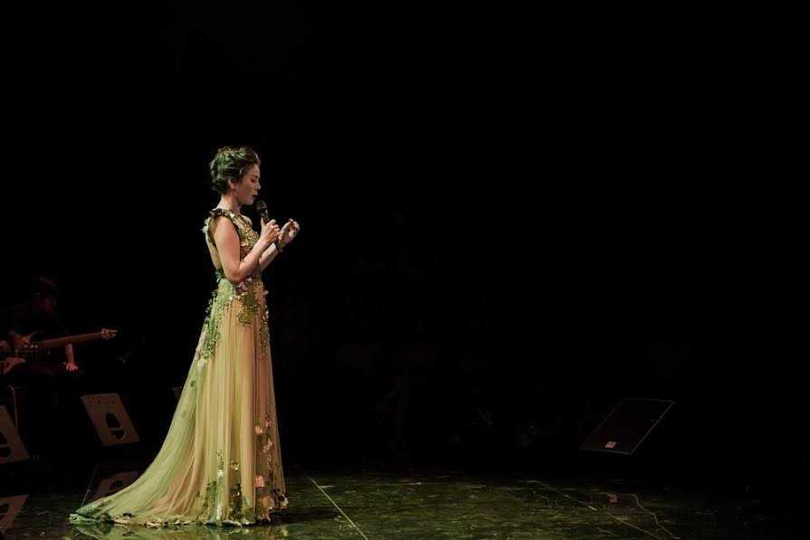 Le Quyen khong dam nhan la 'nu hoang nhac xua' hinh anh 6