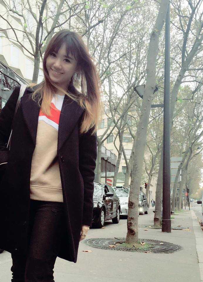 Tran Thanh va Hari Won tinh tu hanh phuc o chau Au hinh anh 11