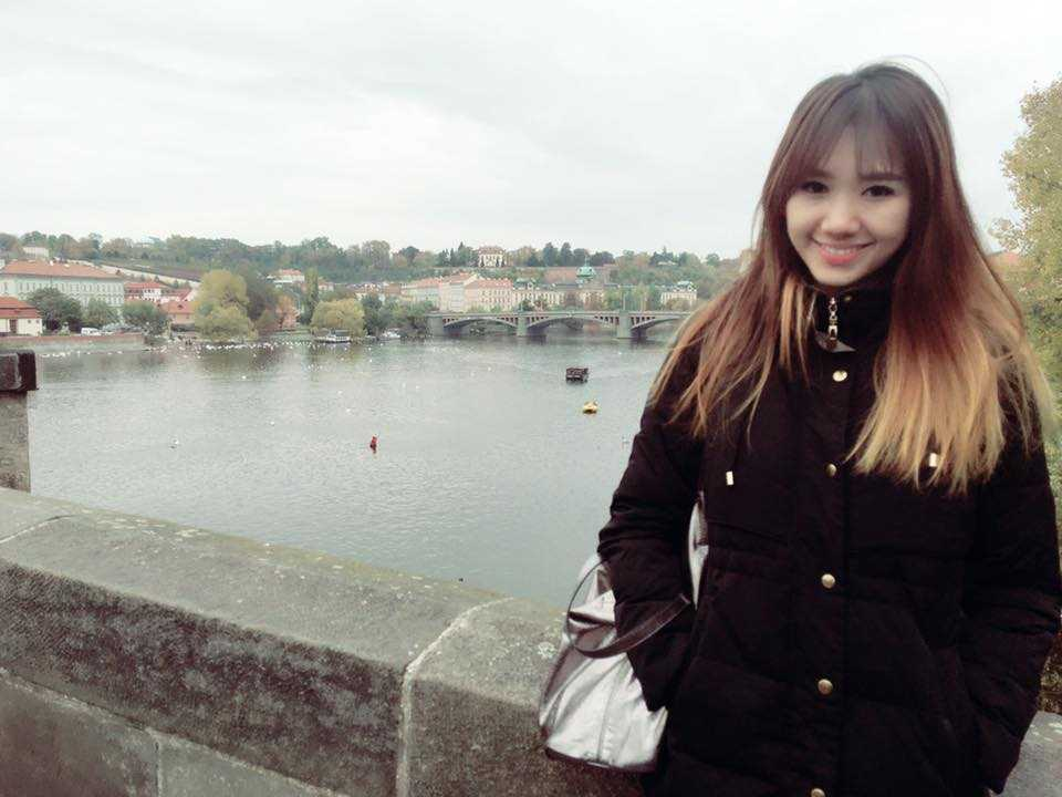 Tran Thanh va Hari Won tinh tu hanh phuc o chau Au hinh anh 8