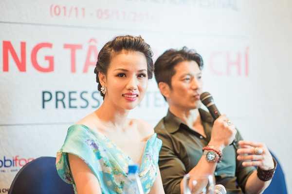 Vo chong Dustin Nguyen hoi ngo ngoi sao phim 'Dong Duong' hinh anh 3