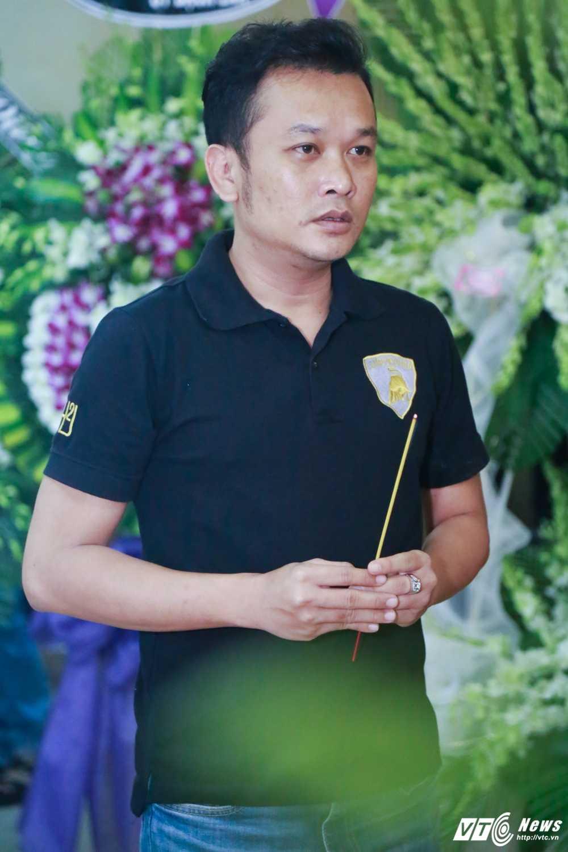 Thanh Loc than tho, Thoai My bat khoc khi toi vieng 'sau nu' Ut Bach Lan hinh anh 8