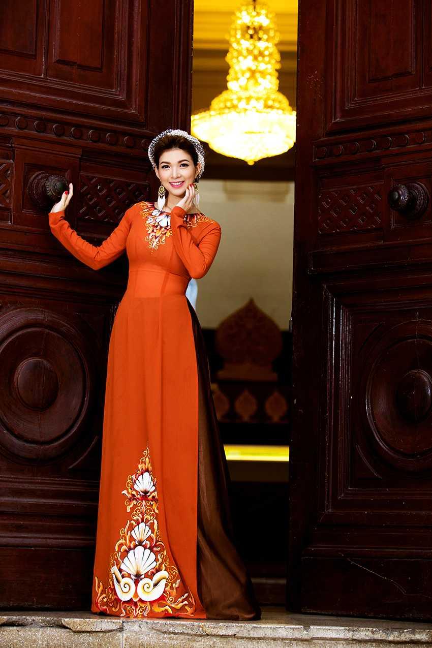 Pham Thanh Thao khoe nhan sac man ma sau 2 nam dinh cu o My hinh anh 8