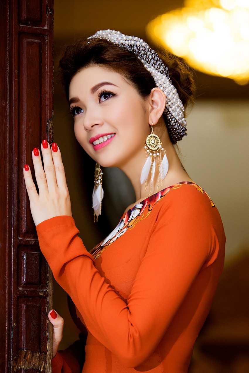Pham Thanh Thao khoe nhan sac man ma sau 2 nam dinh cu o My hinh anh 9