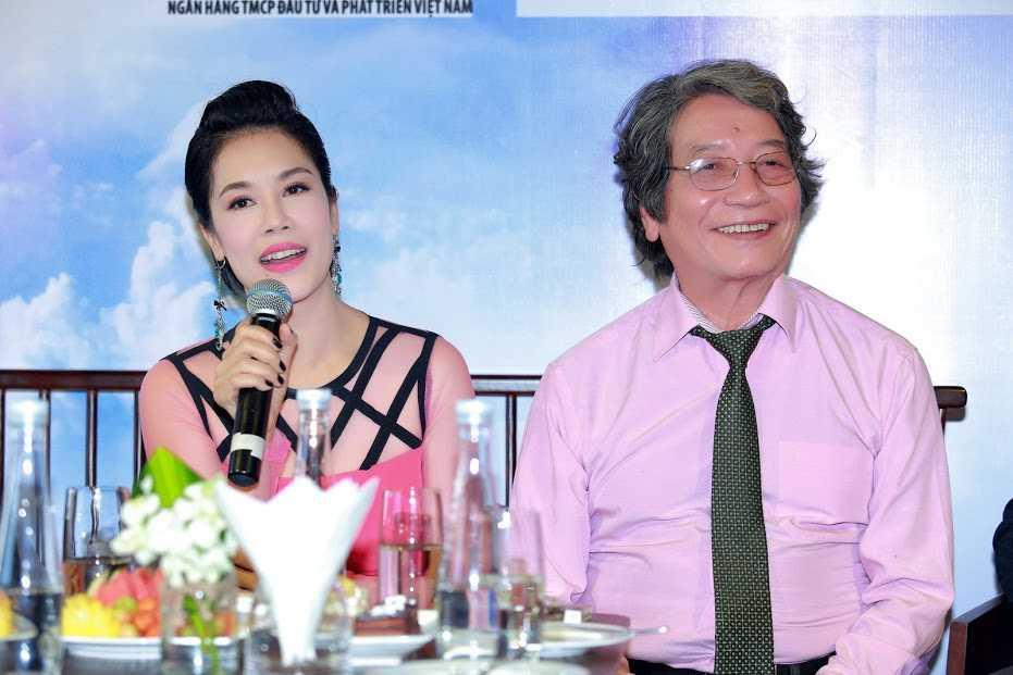 Thu Phuong gap nhieu ap luc khi hat nhac Pho Duc Phuong hinh anh 2