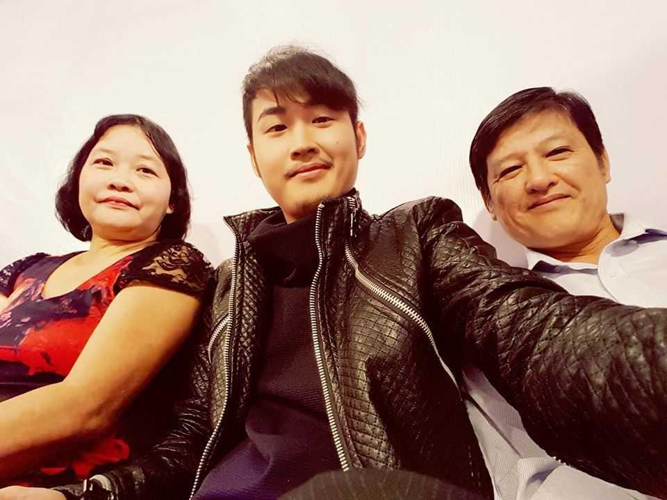 Chang trai co giong hat 'phi gioi tinh', nao loan 'Sing my song' la ai? hinh anh 4