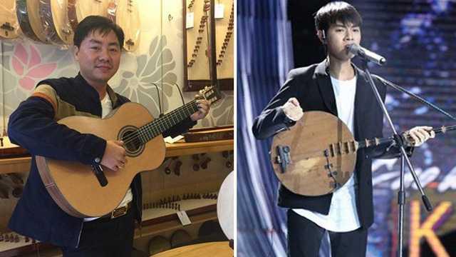 Bo Cao Ba Hung gui tam thu cho con trai sau phan thi 'khuay dao' Sing my song hinh anh 2