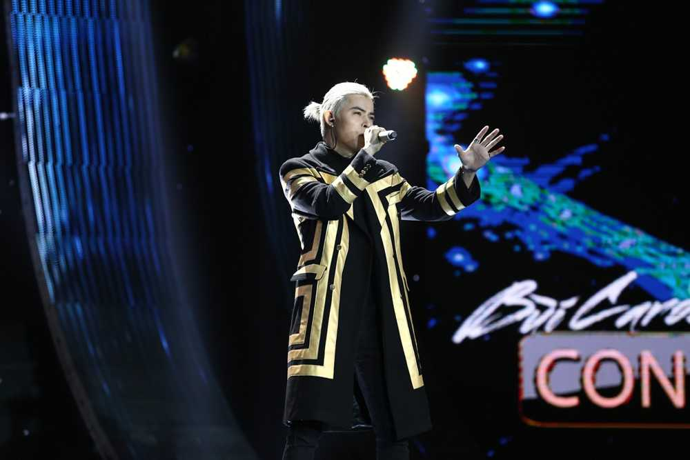 Truc tiep Sing my song: Le Minh Son che nhat, Le Thien Hieu dap 'minh song mac ke doi duoc khong?' hinh anh 2
