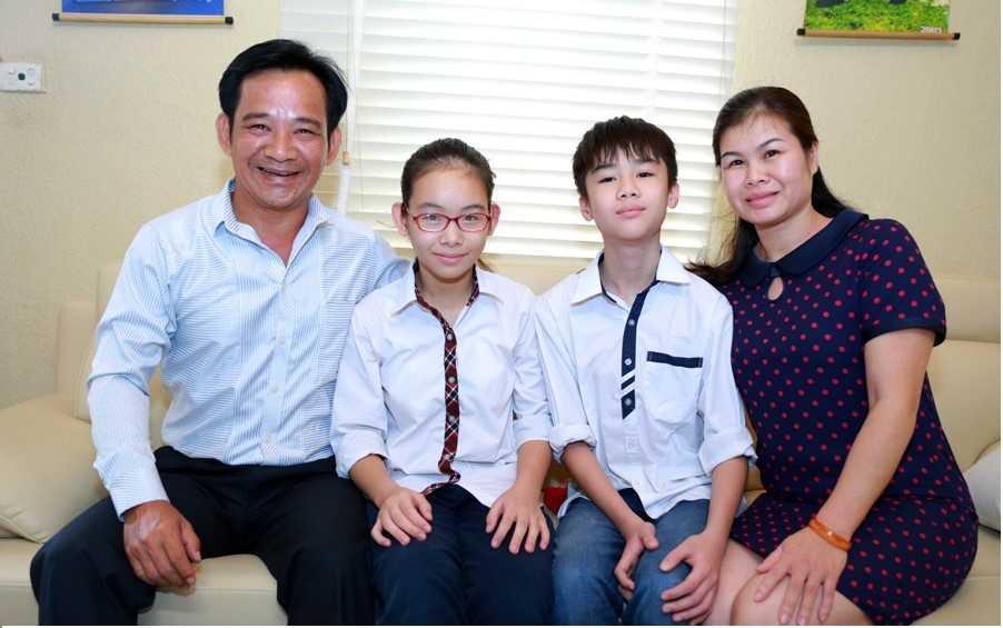 Dien vien Quang Teo mua nha moi rong 170 m² de don Tet hinh anh 1