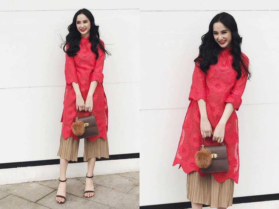 Angela Phuong Trinh dep la voi doi canh thien than hinh anh 4