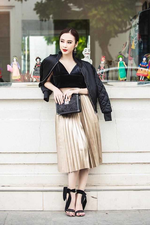 Angela Phuong Trinh dep la voi doi canh thien than hinh anh 7