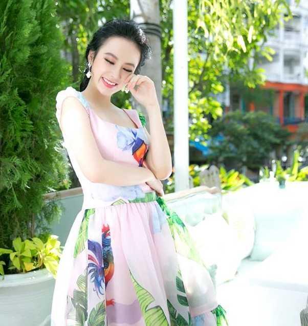 Angela Phuong Trinh dep la voi doi canh thien than hinh anh 8