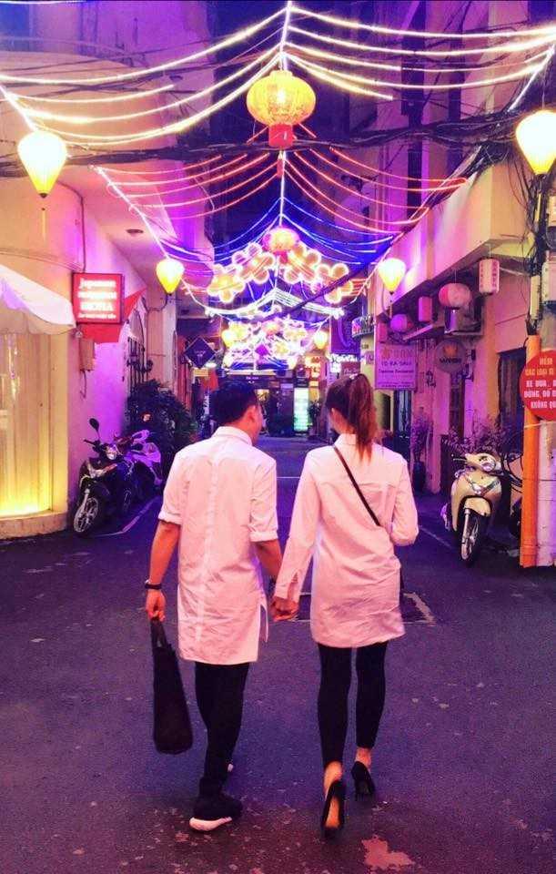 Tran Thanh bat ngo tang qua sieu lang man cho Hari Won trong ngay Valentine hinh anh 1