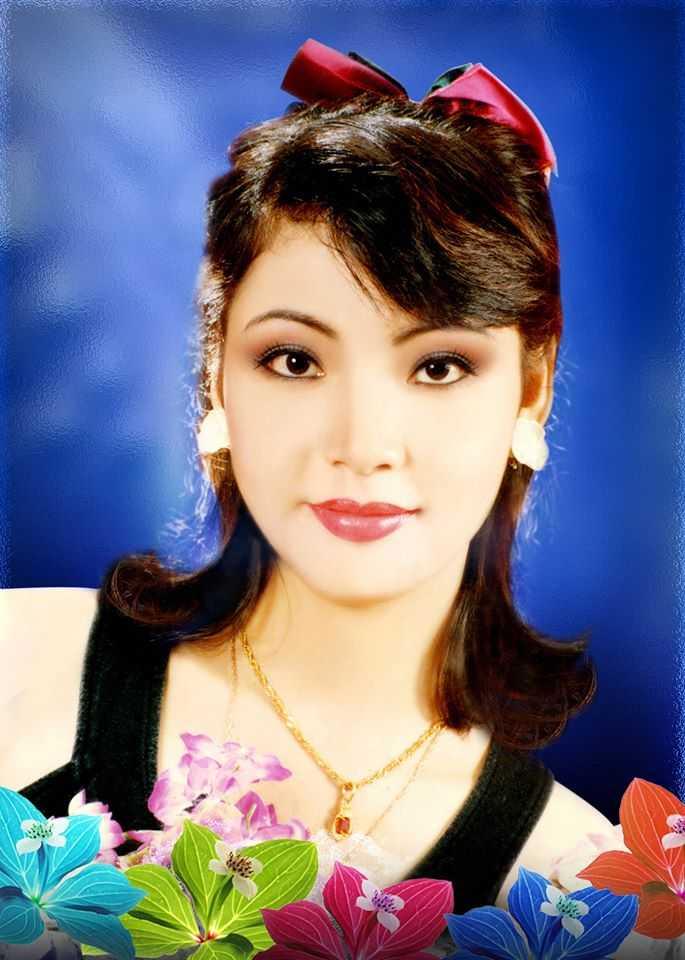 Chi gai xinh dep, di khap noi cua Ho Quynh Huong hinh anh 2