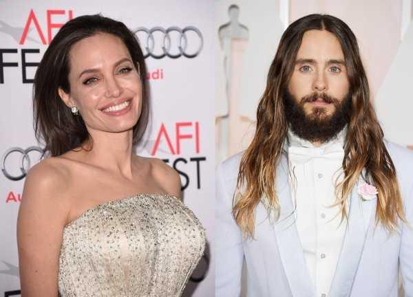 Brad Pitt phan ung the nao khi Angelina Jolie hen ho Jared Leto? hinh anh 1