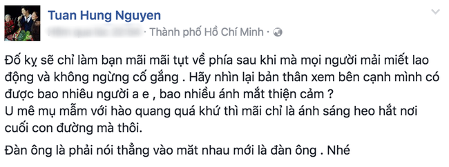 Tuan Hung am chi Duy Manh do ky, mu mam voi hao quang qua khu hinh anh 1