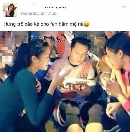 Bi tung anh dung chat kich thich, Tuan Hung than tho: 'Tinh nguoi von te' hinh anh 1