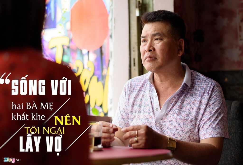 Danh hai Huu Nghia: 'Lay vo o tuoi 50, hop hon la yeu' hinh anh 1