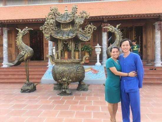 Hoai Linh lay ten Truong Giang, Chi Tai, Mr Dam...dat ten cho ca hinh anh 1