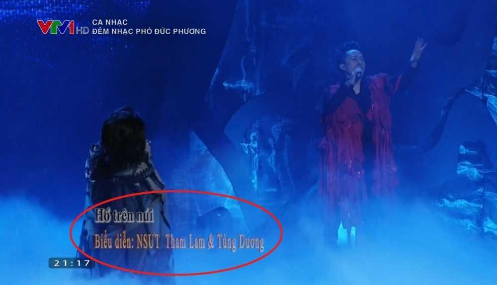 VTV1 doi ten diva Thanh Lam thanh 'Tham Lam' hinh anh 1
