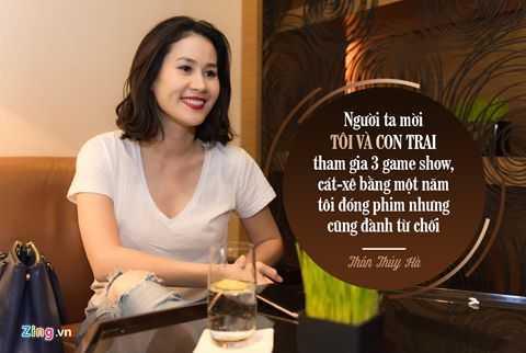 Than Thuy Ha: 'Choi than voi Tang Thanh Ha khong phai de loi dung' hinh anh 2
