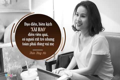 Than Thuy Ha: 'Choi than voi Tang Thanh Ha khong phai de loi dung' hinh anh 1