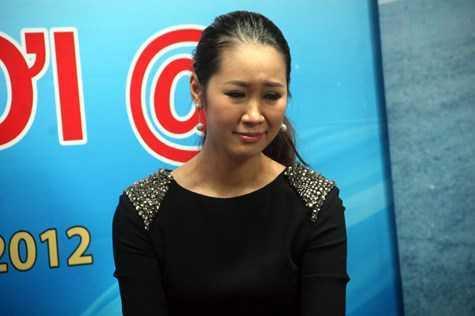 MC Phan Anh: 'Mot vai nguoi noi toi bia chuyen, co hoi' hinh anh 4