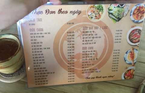 Quan com moi mo cua Truong Giang bi che 'chat chem' khach hang hinh anh 3