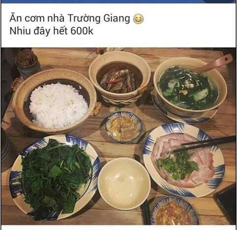 Quan com moi mo cua Truong Giang bi che 'chat chem' khach hang hinh anh 4