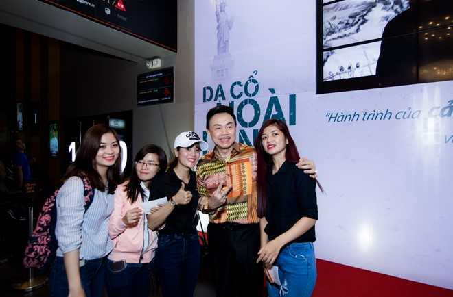 Chi Tai: 'Dong phim bang tinh cam that danh cho Hoai Linh' hinh anh 3