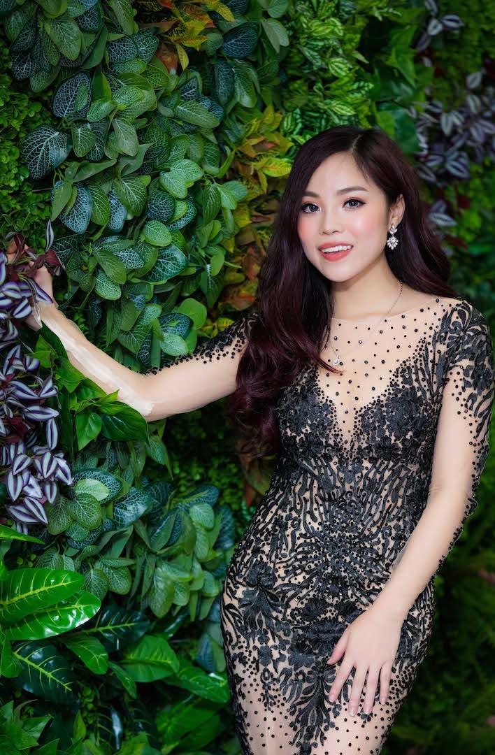 Hot girl Sao Mai 2015: 'Dai gia thi co nhieu, nhung...' hinh anh 1