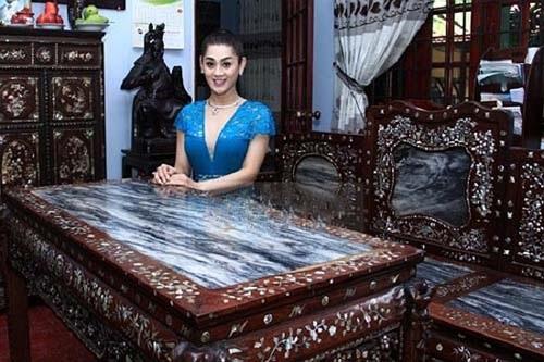 Biet thu 5.000m2 hoanh trang khien nhieu nguoi 'choang' cua Lam Chi Khanh hinh anh 6