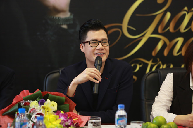 Quang Dung: 'Mong duoc song ca cung con trai' hinh anh 3