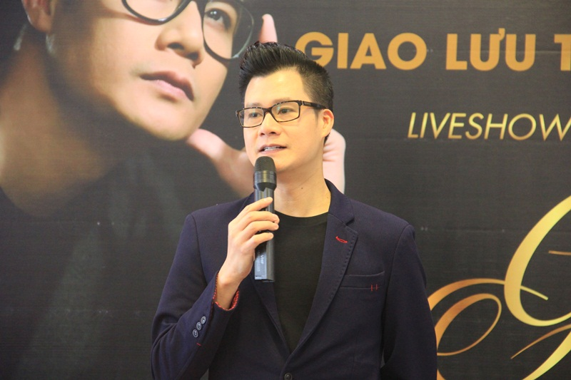 Quang Dung: 'Mong duoc song ca cung con trai' hinh anh 2