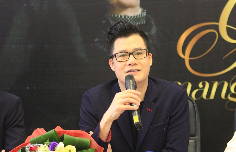 Quang Dung: 'Mong duoc song ca cung con trai' hinh anh 7