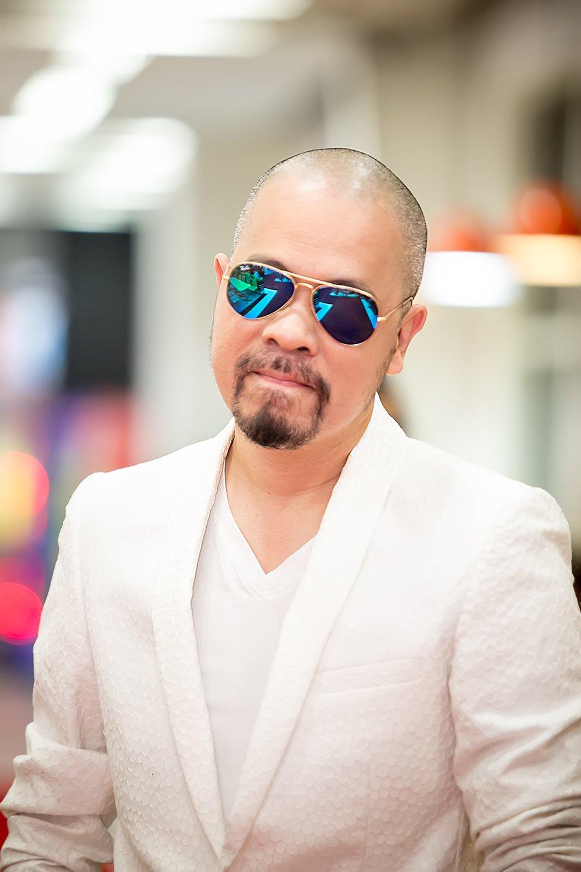 Xuan Bac nguong ngung khi dung canh Hoa hau Bien Thuy Trang hinh anh 6