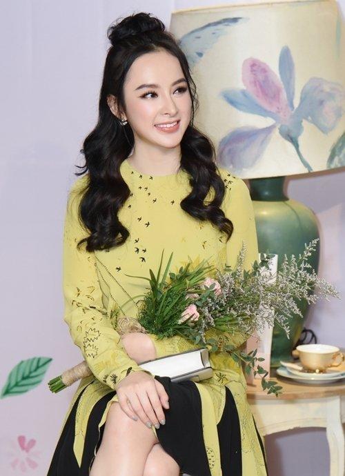 Angela Phuong Trinh: 'Toi khong yeu ai suot 2 nam nay' hinh anh 1