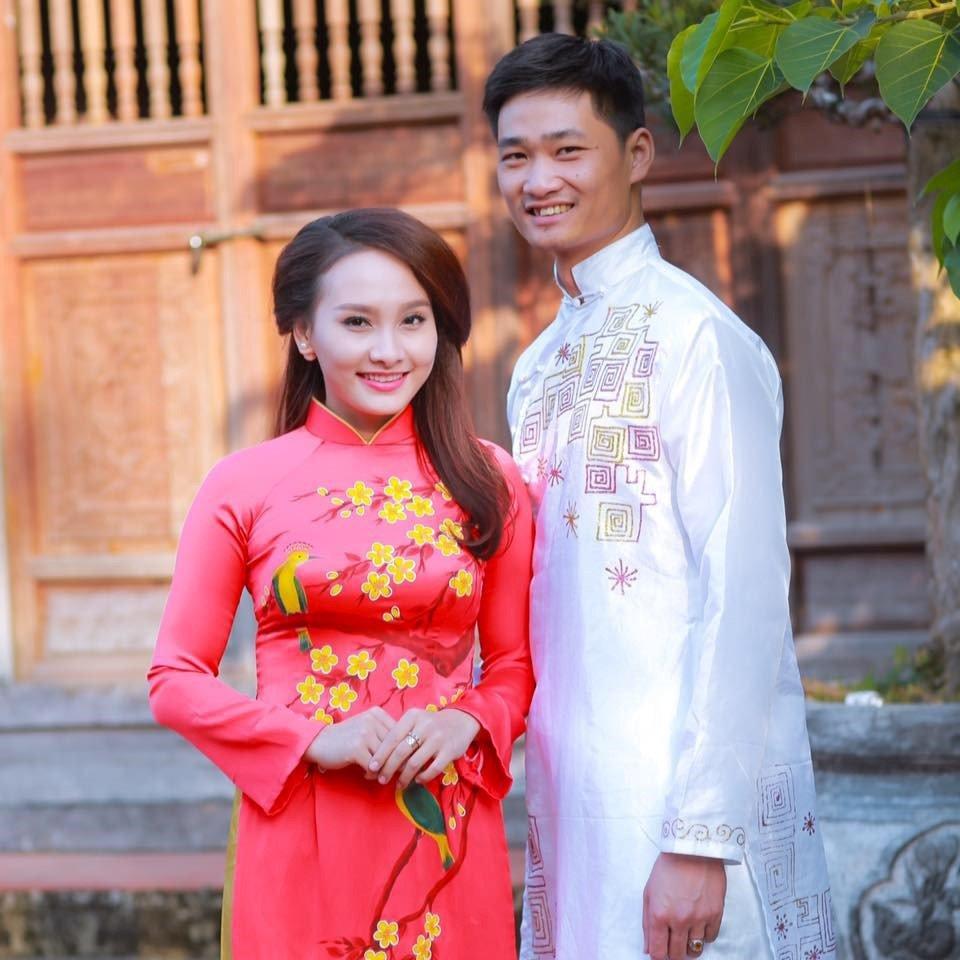 Chong con trong doi thuc cua nang dau phim 'Song chung voi me chong' hinh anh 3