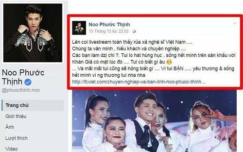 Nhung scandal dinh dam cua Noo Phuoc Thinh hinh anh 2