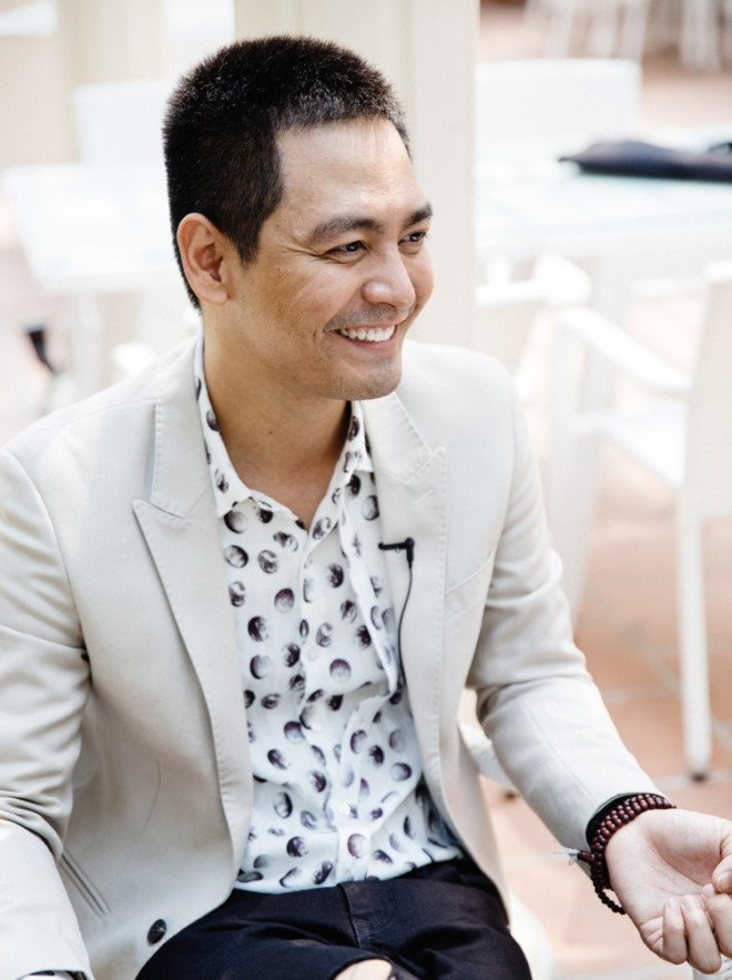 MC Phan Anh: Toi co nghe ve tin don bi VTV cam len song hinh anh 2
