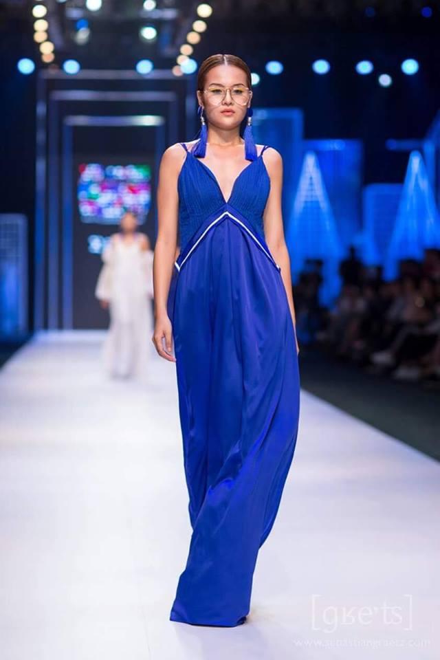 Bi che lun, 'co nang lam chieu' cua Vietnam's Next Top Model danh da dap tra hinh anh 2
