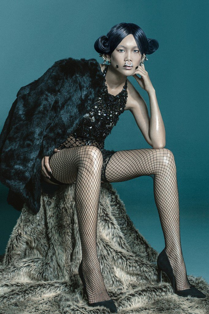 Vietnam's Next Top Model: Cuoc chien cua nhung 'thanh vo mom' hinh anh 2