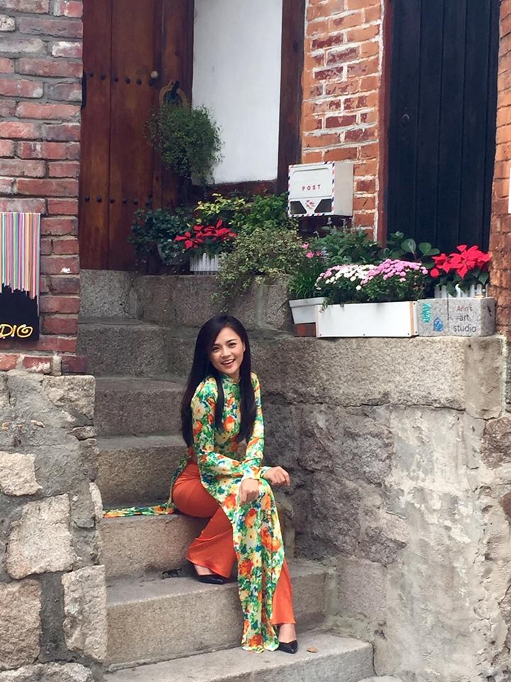 Cuoc song cua Trang phim 'Song chung voi me chong' sau do vo hon nhan voi Chi Nhan hinh anh 14