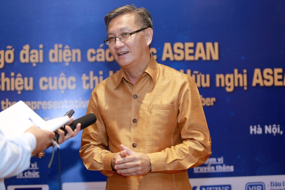 Phu Yen dang cai to chuc cuoc thi Hoa hau Huu nghi ASEAN hinh anh 1