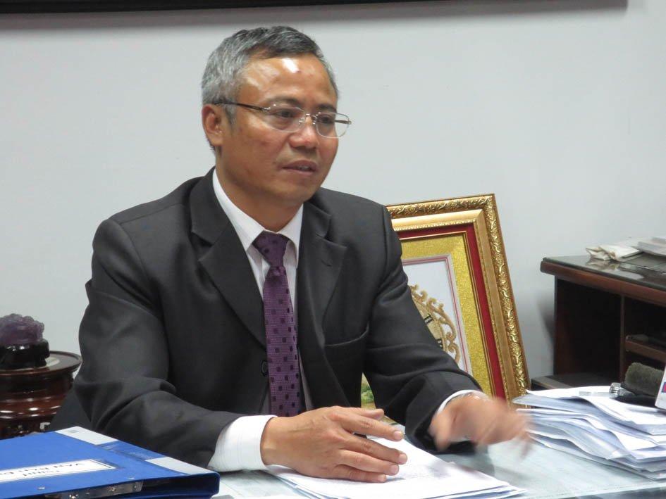 Ong Nguyen Dang Chuong se thoi chuc Cuc truong sau on ao pho bien Quoc ca hinh anh 1