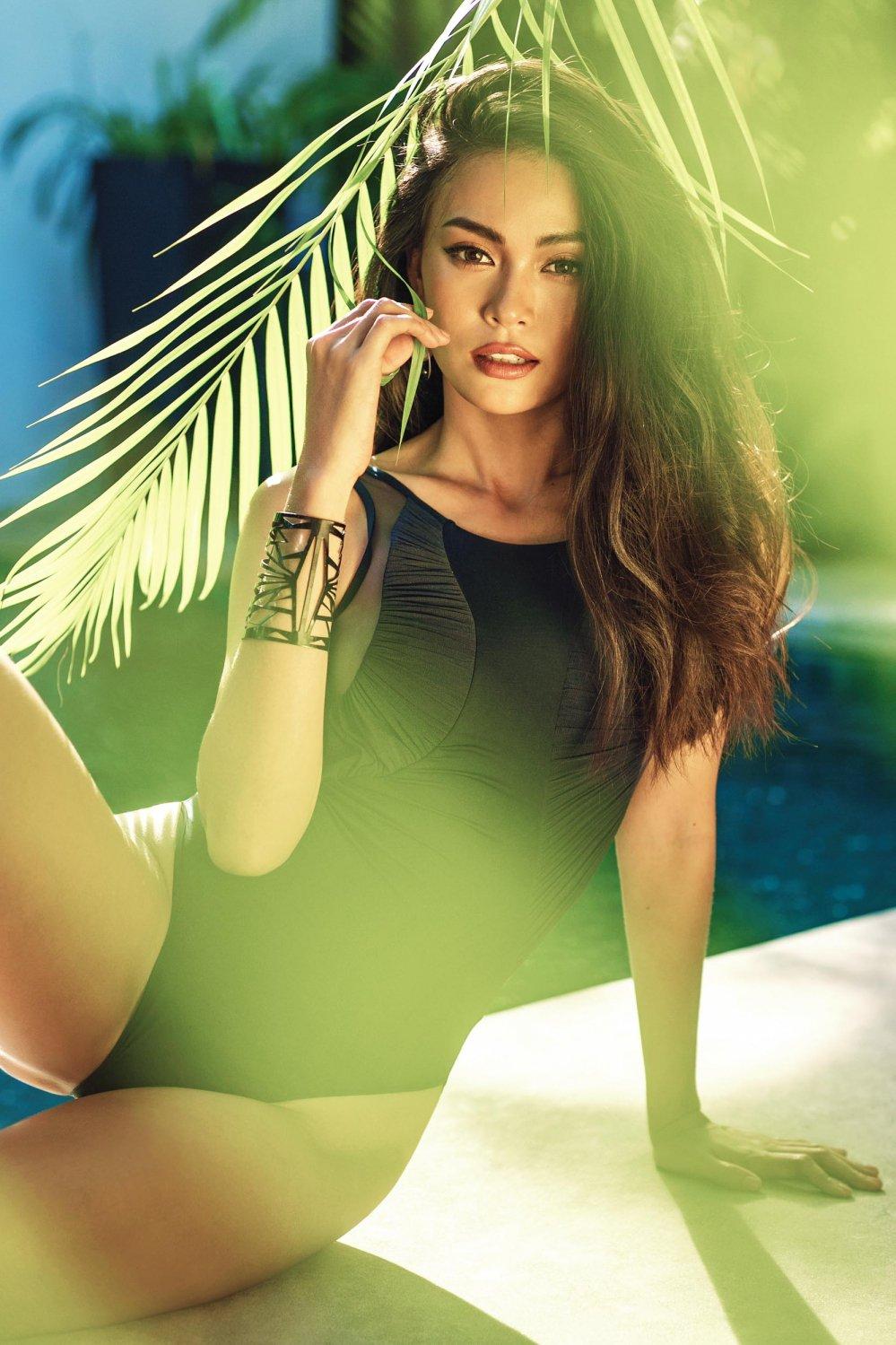 Quan quan Next Top Model 2013 nong bong dien bikini don he hinh anh 5
