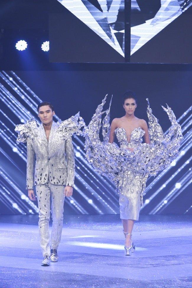 Nhung dieu thu vi chi co o Vietnam's Next Top Model hinh anh 5