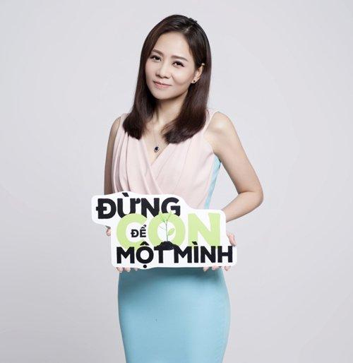 Trang Phap lam MV ve nan au dam hinh anh 2