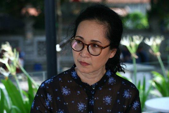 Ve dep thuo thanh xuan cua ba Phuong 'Song chung voi me chong' hinh anh 9