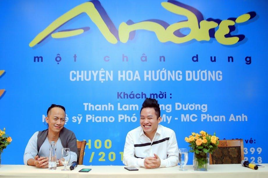 Thanh Lam, Tung Duong tham gia dem dien tu thien cua nha tao mau toc Viet kieu hinh anh 2